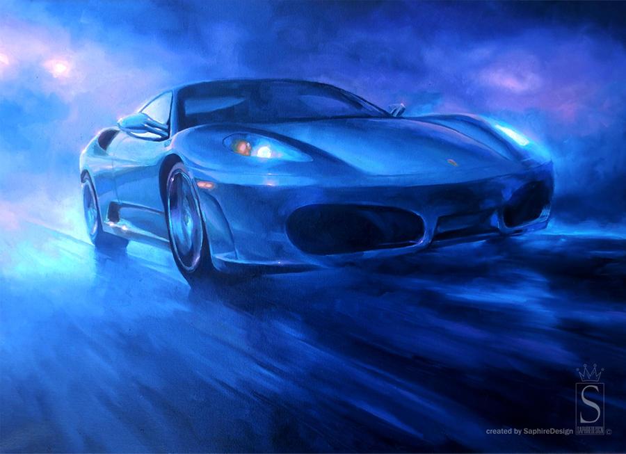 Ferrari f430 by SaphireDesign