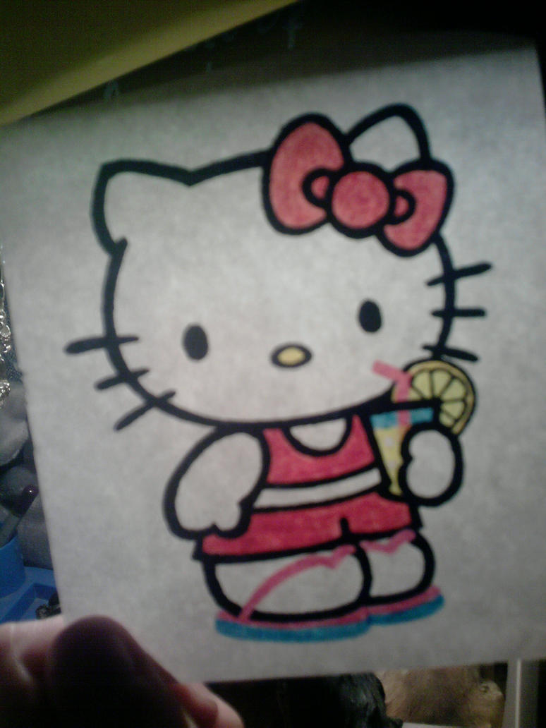 Image Result For Summer Hello Kitty