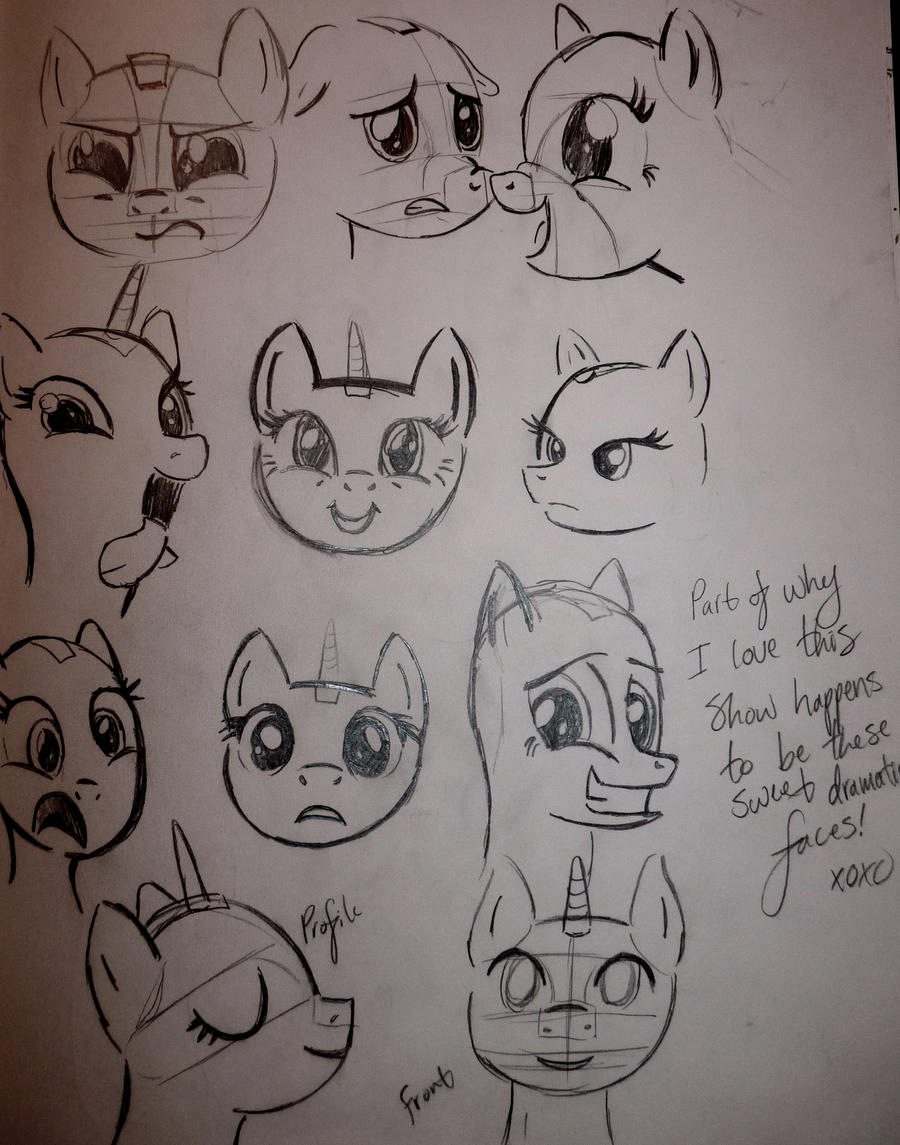 MLP Tutorial Part 3 by ChelseaSnow