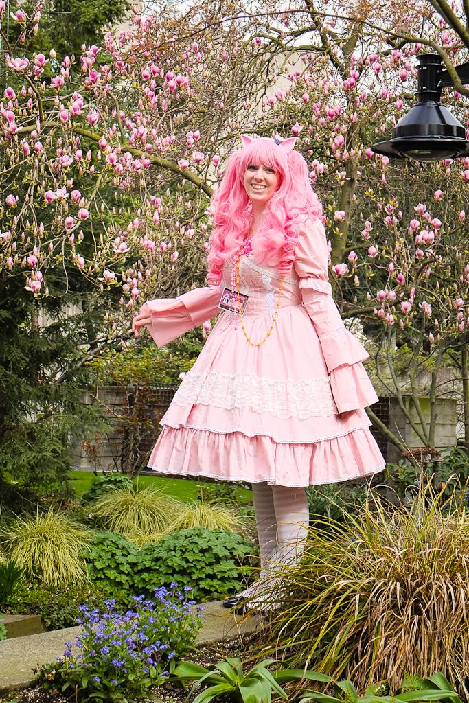 Pinkie Spring by ChelseaSnow