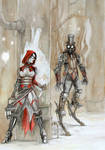 Steampunk Fairytale: Red