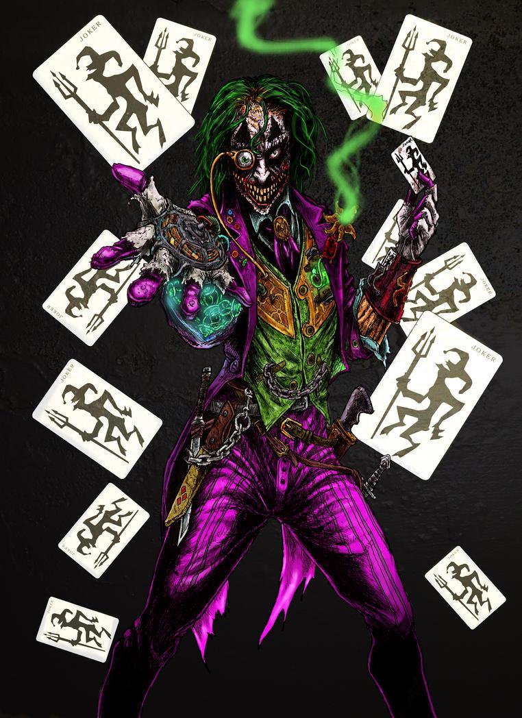 Joker, las imagenes que se merece