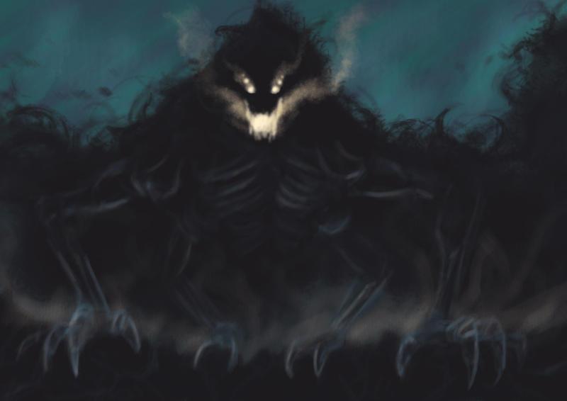 Dominance War IV - Demon speed by odingraphics