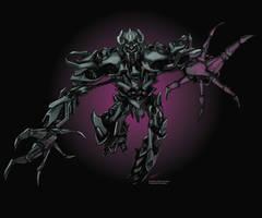 Megatron Commission by odingraphics