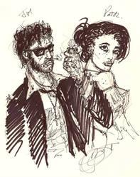 Jim and Petal by odingraphics