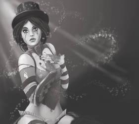 Allison Wonderland WIP 2 by odingraphics