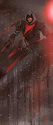 AC3 - Modern Assassin? by odingraphics