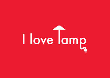 i love lamp by odingraphics