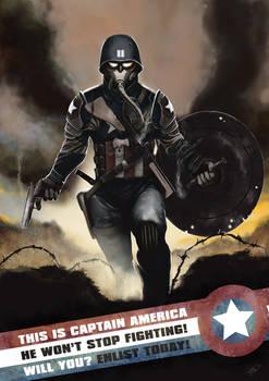 Captain America Zero