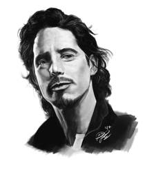 Chris Cornell Tribute by odingraphics