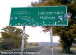 Travel Tuesday - Extraterrestrial Hwy - Rachel, NV