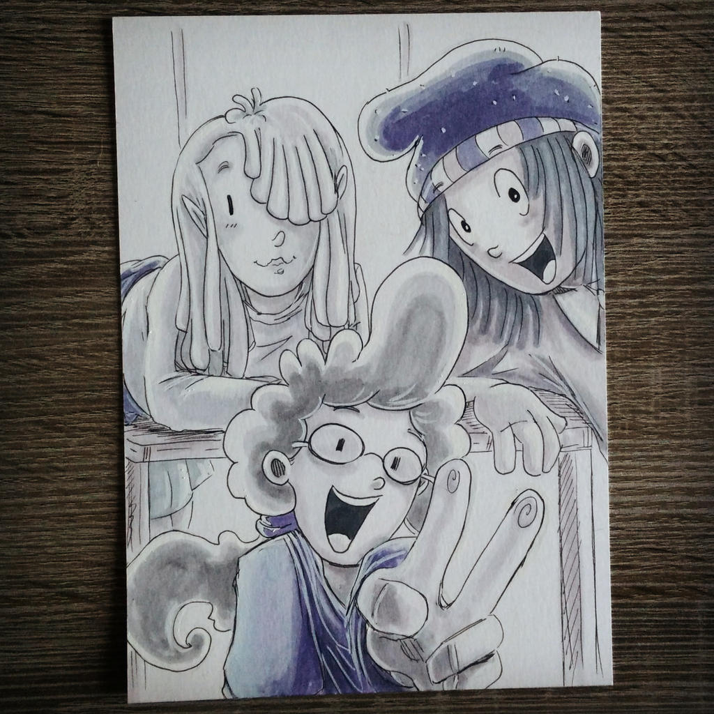Pepper Ann and Friends