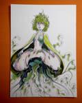 Mermay Day 05 - jellyfish