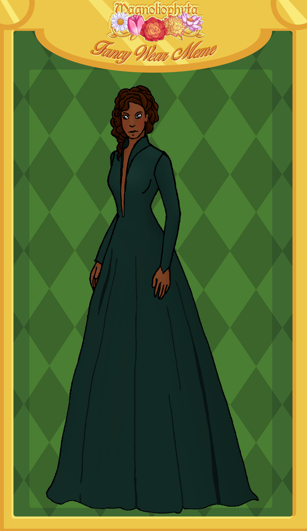MDF: Lena Fancy Wear by TheLovelyLandofMary