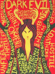 Creature by marylizabetha