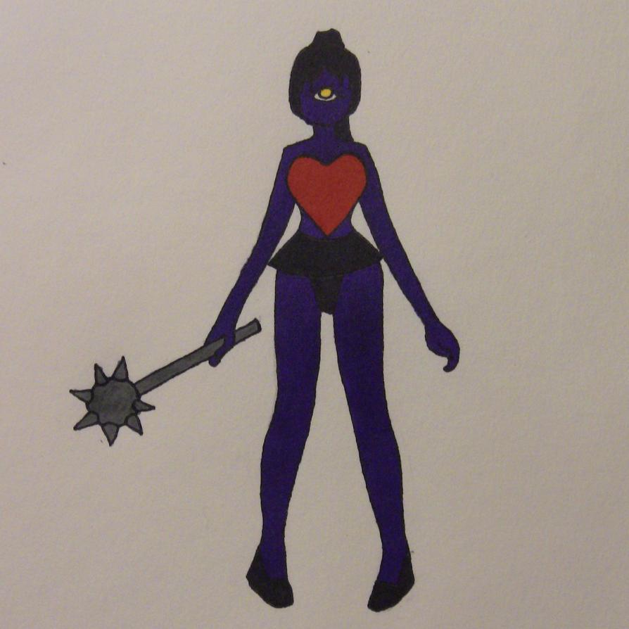 Inktober: Cruel by marylizabetha