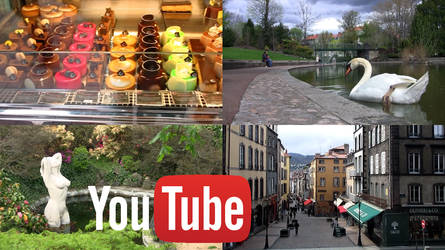 Travel Vlog: Clermont-Ferrand, France by marylizabetha