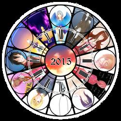A full year of art - Art Summary 2015