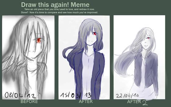 [Draw it Again] No fear