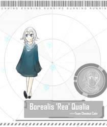 [C-E-C] Borealis 'Rea' Qualia