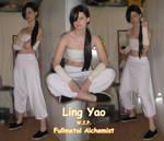 FMA Ling Yao cosplay