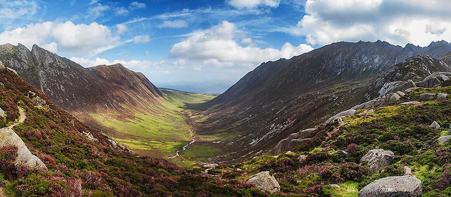 Isle of Arran I by Aenkill