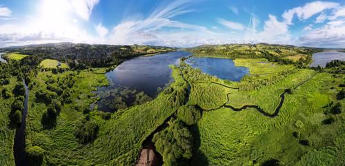 Castle Semple Loch - 360 Panorama
