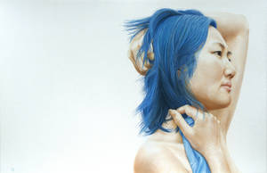 Blue -pastel by Jumprabbit