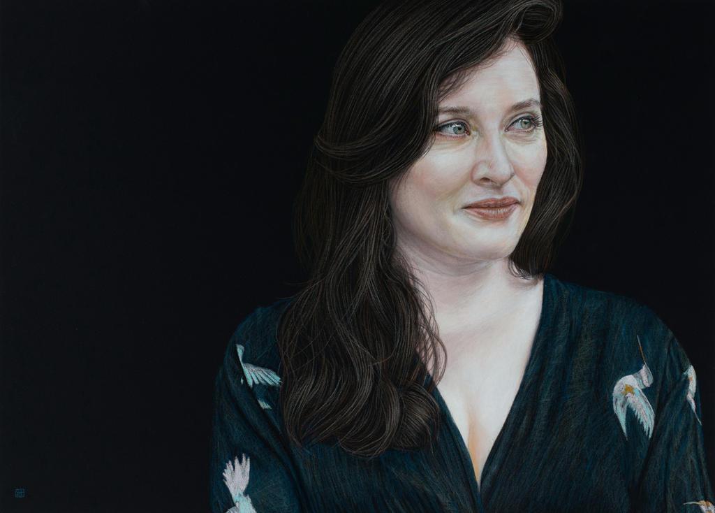 Sarah (pastel) by Jumprabbit