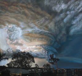 Evening Storm by Jumprabbit