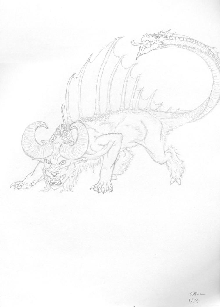 Chimera by Batgirl293