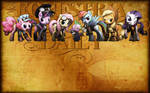 Equestria Daily Steampunk Banner 2.0