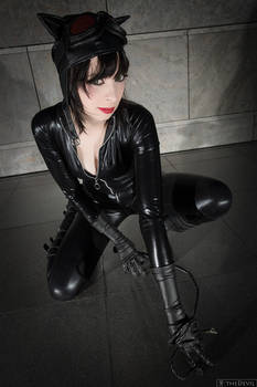 Catwoman Meow