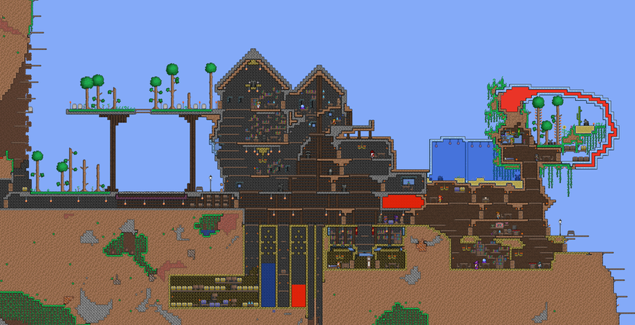 how to get glass in terraria