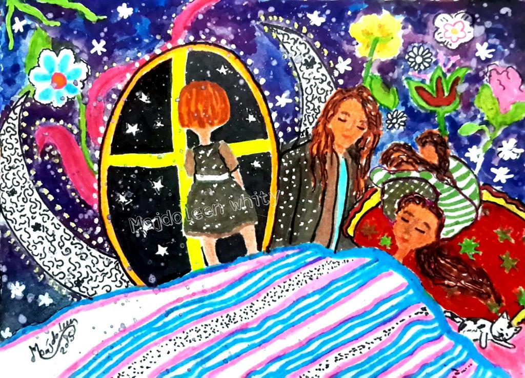 dreams by MajdoleenWhite