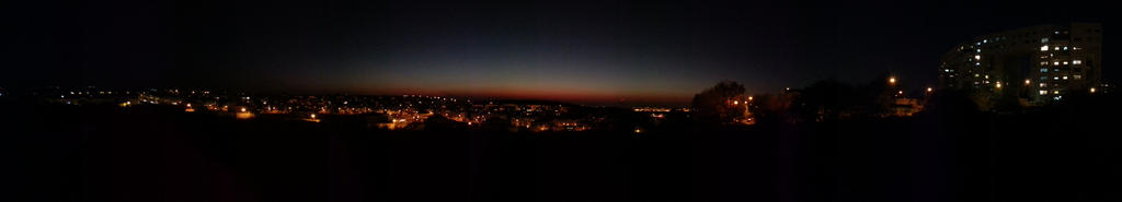Sunset Panorama II