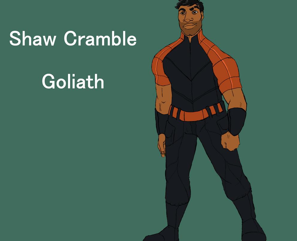 Profile: Goliath by WickedStellar