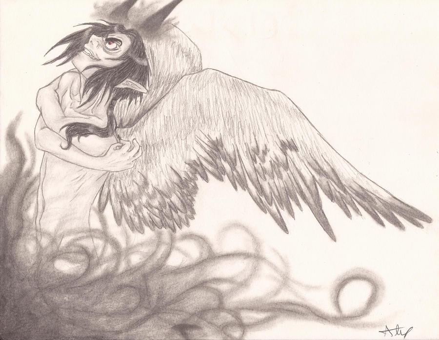 His Darkness by axelanddeidara