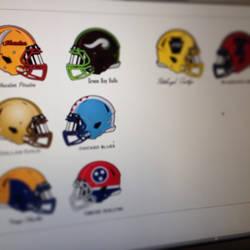 helmets by PWG44