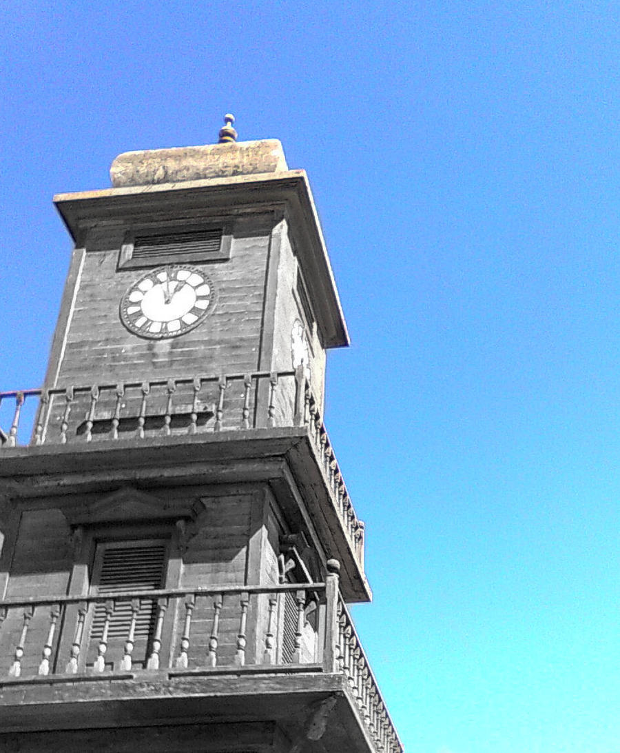 White black and blue time by dokoyne on deviantart for Att nokia mural 6750