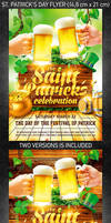 St. Patrick's Day Flyer Vol.4, PSD Template