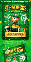 St. Patrick's Day Poster vol.6