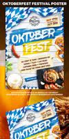 Oktoberfest Festival Poster vol. 5