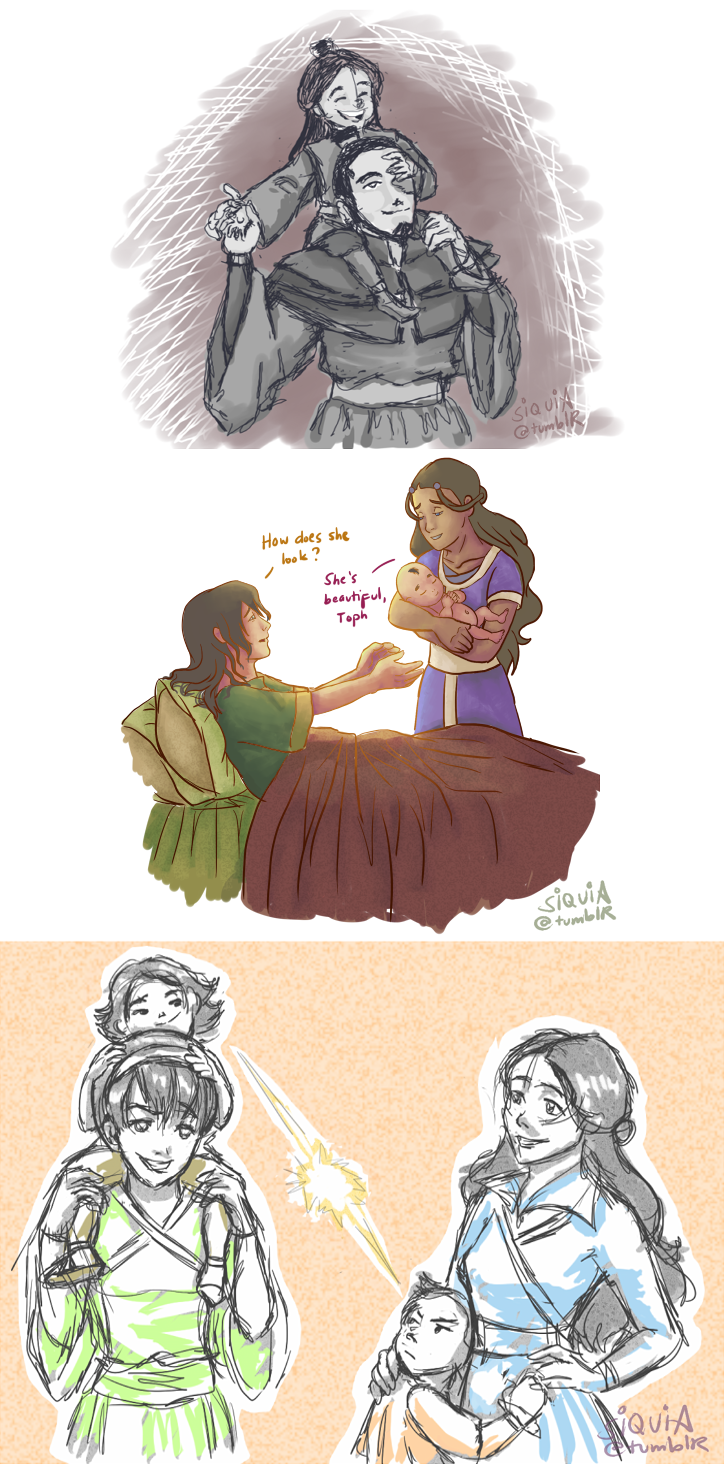 Older GaAng Tumblr Doodles by siquia