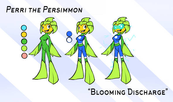 Perri the persimmon (+ref)