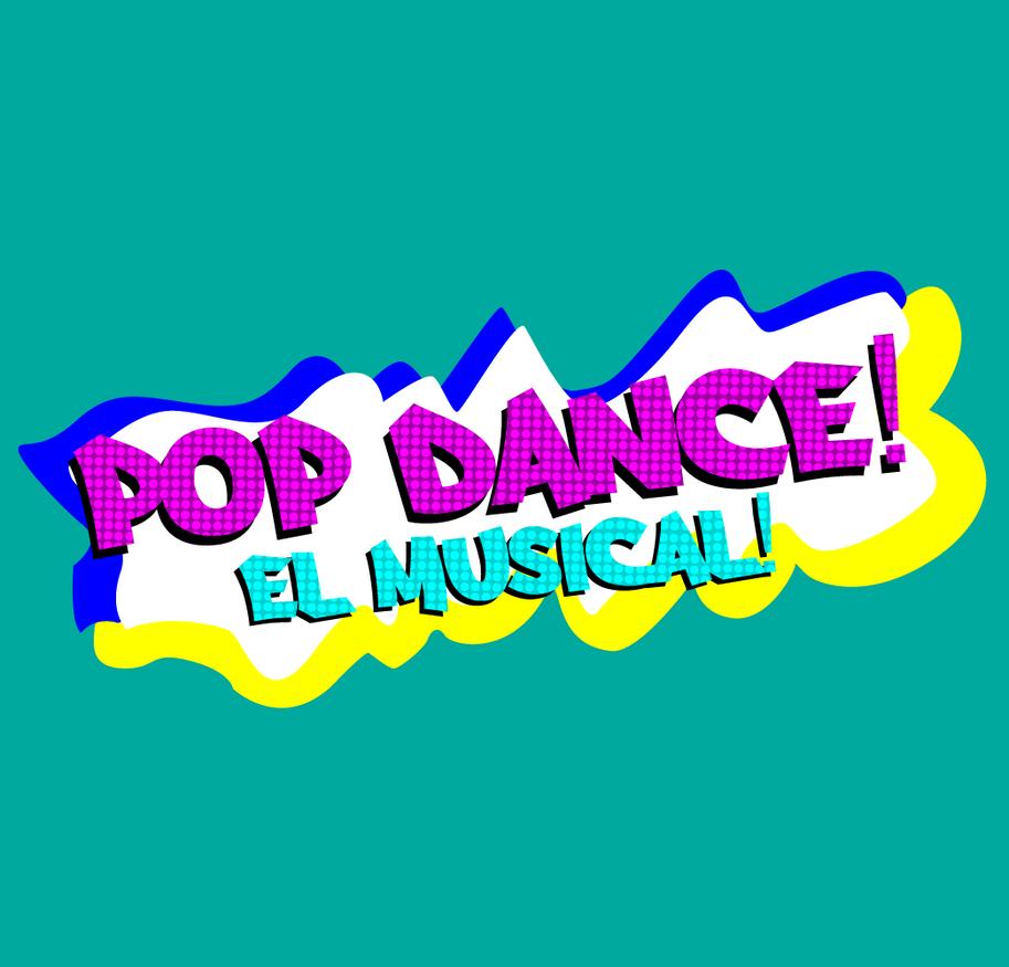 Group Dance Logo Pop Dance Logo by Near 8