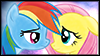 Flutterdash No Text Stamp by buckfan902