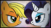 Valentine's Day Rarijack Stamp by buckfan902