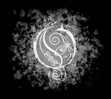 Rendition of the Opeth logo by deadheir