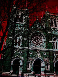 Blood Red by MissEvenstar